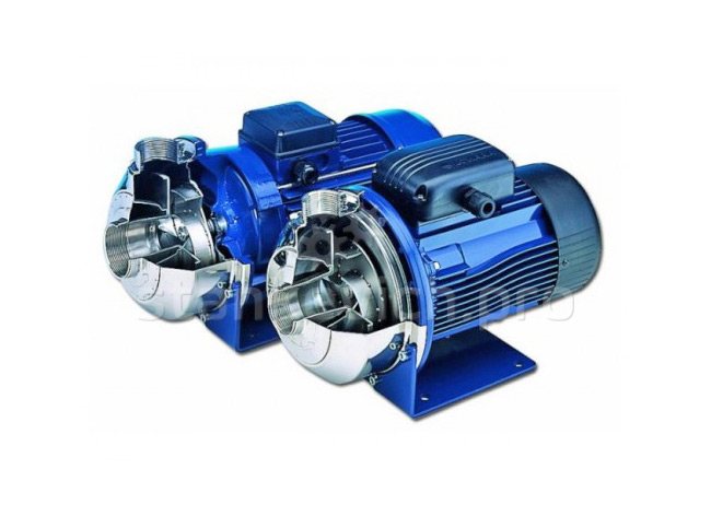 Насос центробежный с открытым рабочим колесом Lowara CO 350/07/A 750W