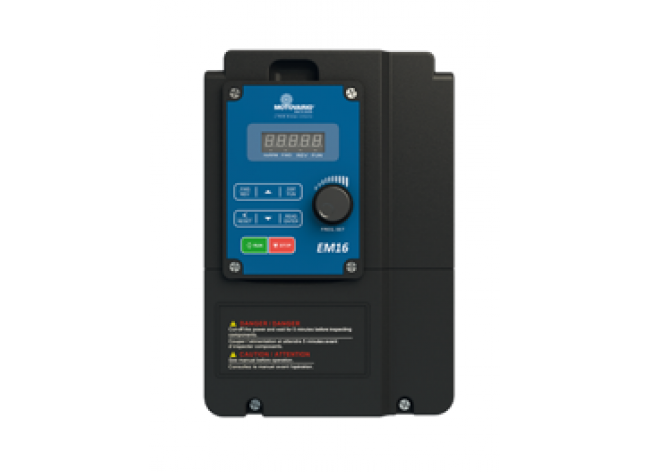 Частотный преобразователь Motovario EM16 – IP20/IP66
