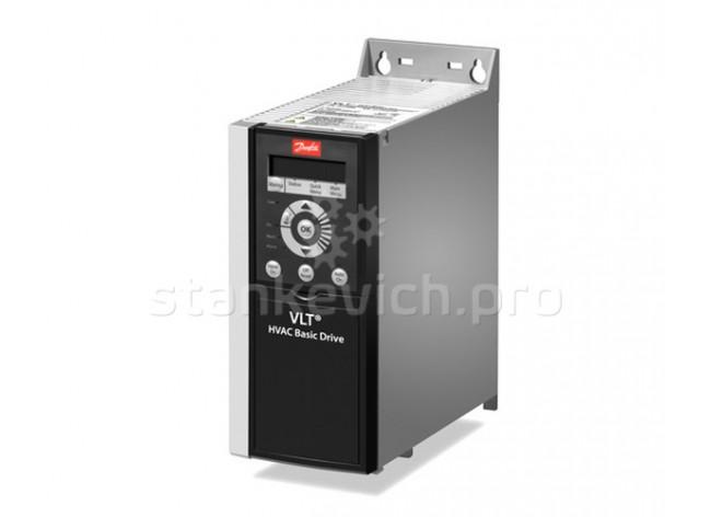Преобразователь частоты базовый Danfoss VLT HVAC Basic FC101