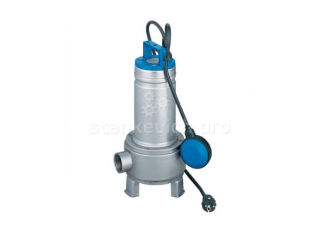 Насос дренажный для чистой воды Lowara DXM 50-7/B с поплавковым выключателем