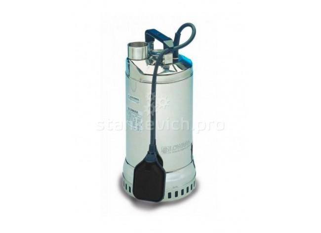 Насос дренажный погружной для загрязнённой воды Lowara DIWA 11/B 1х230V 1100W 50Hz