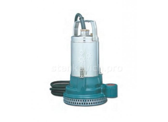 Насос дренажный для загрязнённых и сточных вод Lowara DNM120 CG 600W 1x230V