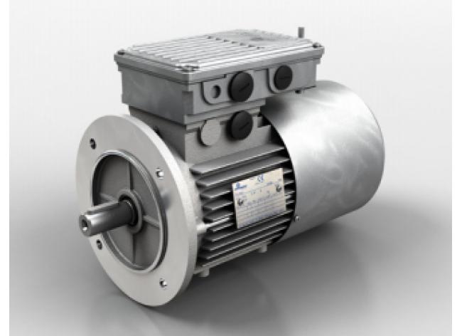 Трехфазный тормозной электродвигатель Motovario серия TBS/TBH