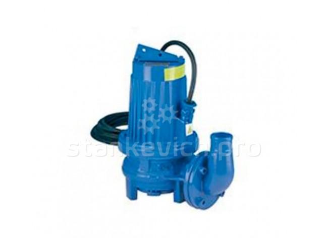 Насос канализационный погружной для отвода сточных вод Lowara DLC 80-66