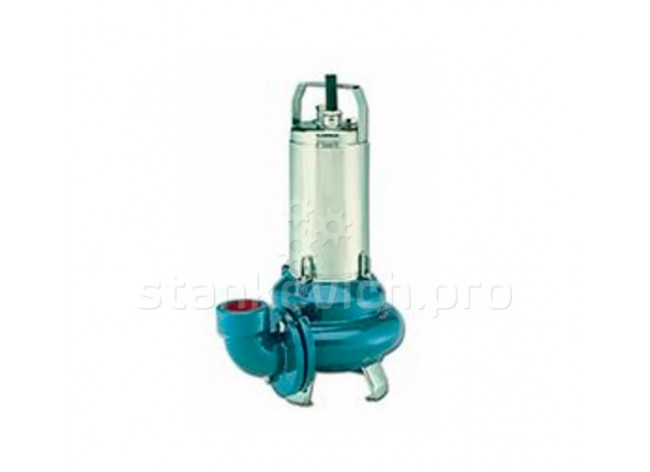 Насос канализационный погружной для отвода сточных вод Lowara DLV 80-145L1