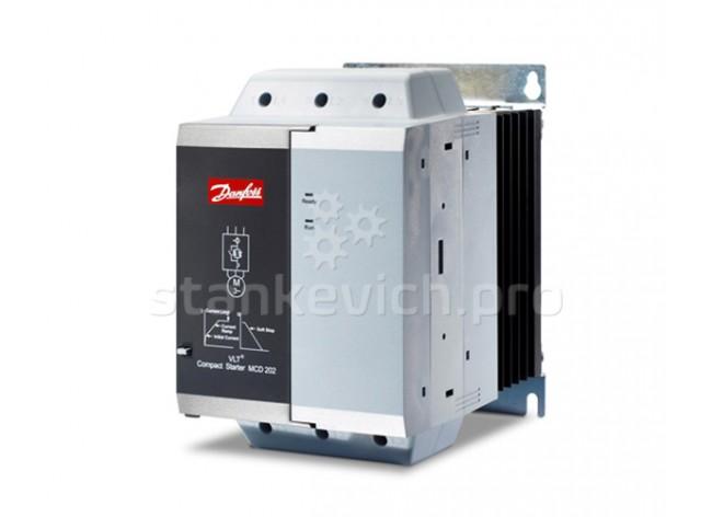 Устройство плавного пуска Danfoss VLT Compact Starter MCD 200
